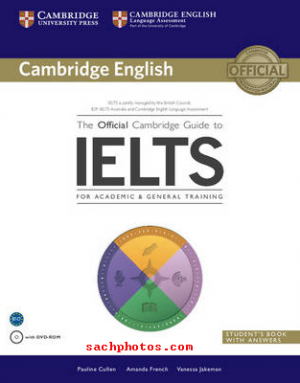Official Cambridge Guide To IELTS - sachphotos