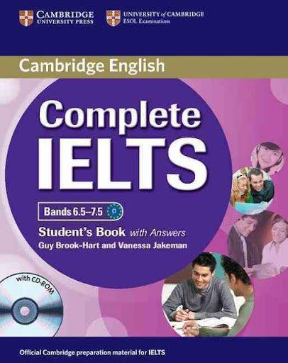 Cambridge Complete IELTS band 6.5-7.5