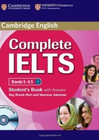 cambridge Complete IELTS bands 5-6.5