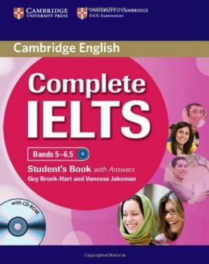 cambridge Complete IELTS bands 5-6.5