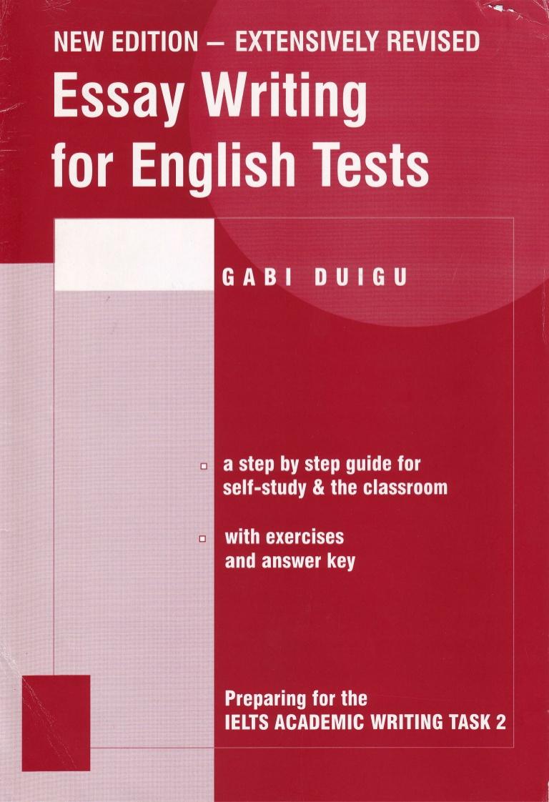 Essay writing for english tests gabi duigu