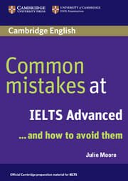 Cambridge Common Mistakes at IELTS Advanced