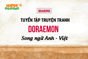 doremon song ngữ anh-việt