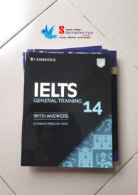 cambridge IELTS General Training, tài liệu luyện thi IELTS