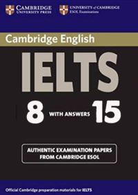 cambridge IELTS 8-15
