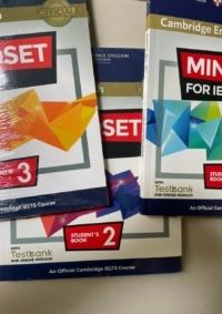 mindset For IELTS Level 1-2-3
