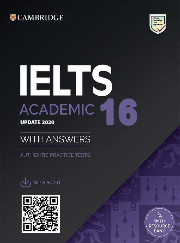 Cambridge IELTS 16 Free download